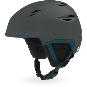 Giro Grid MIPS Casque Homme, matte charcoal pow